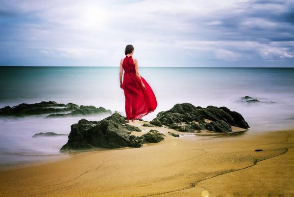 The Dress Tales   Ocean Girl II