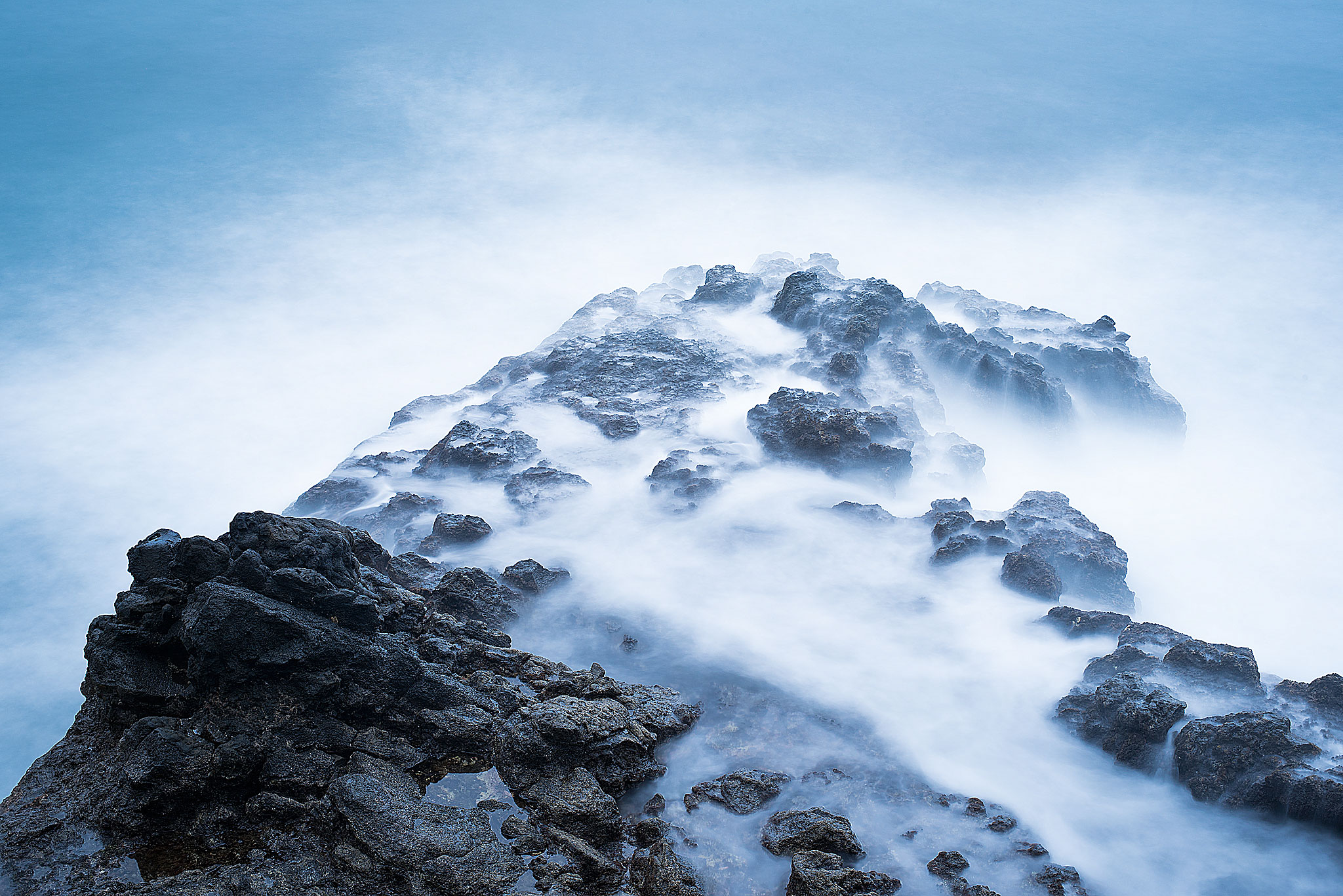 Ice blue | Sybille Rotondo Photography